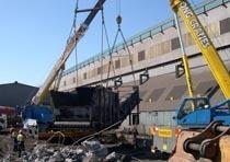 Демонтаж конструкций из металла в Кстове