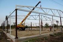 Восстановление геометрии металлоконструкций в Кстове и усиление зданий г.Кстово